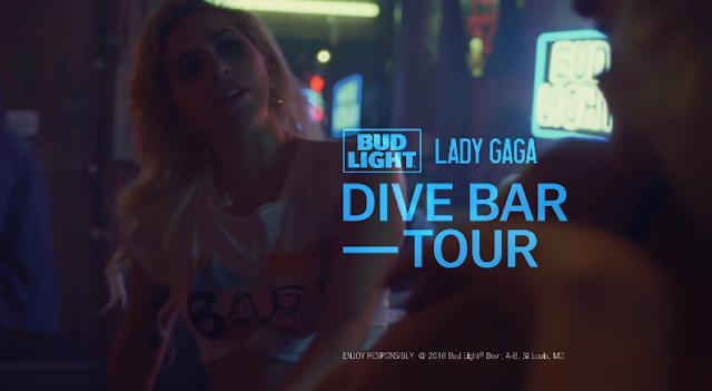 Bud Light publica nuevo vídeo promocional del Dive Bar Tour al sonido de Joanne