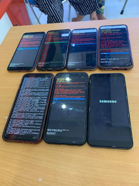 Cách sửa lỗi treo Recovery của hàng loạt máy Samsung