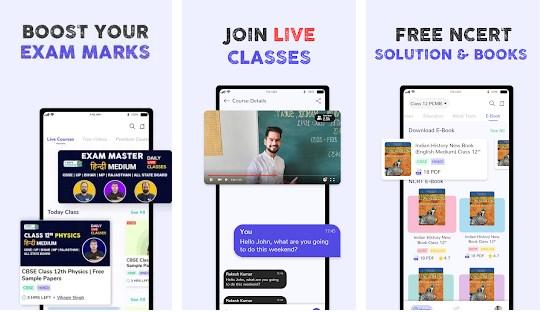 vidyakul free learning app