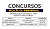 Concurso PF: Foi solicitado 1.508 vagas  para níveis médio e superior. Salários até R$22.672,48