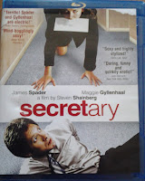 DVD Cover - Secretary