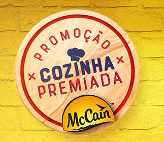 Cadastrar Cozinha Premiada McCain 2021