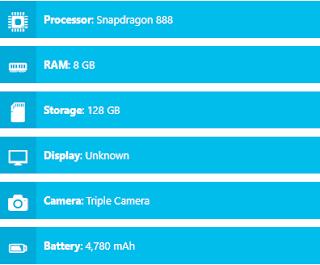 Spesifikasi dan Harga Xiaomi Mi 11