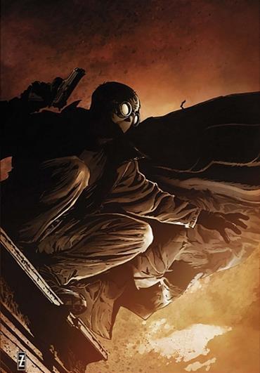 Spiderman Noir es una versión de Peter Parker de los años 30