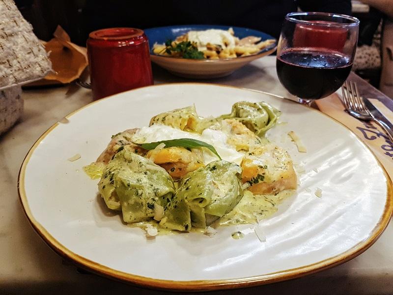 Presto Fresco - Restaurant Italien - Pâtes farcies