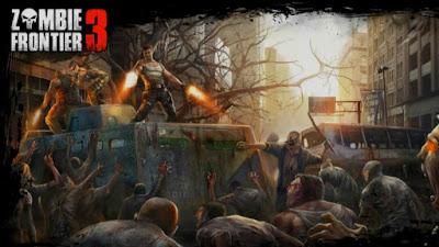 Zombie Frontier 3 MOD v1.57 Apk Terbaru