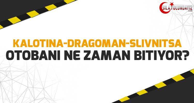 Bulgaristan Otoban Bitti mi?
