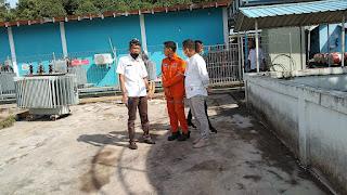 Listrik di lingga sering mati,Ketua DPRD Lingga Datangi PLN Daik Lingga