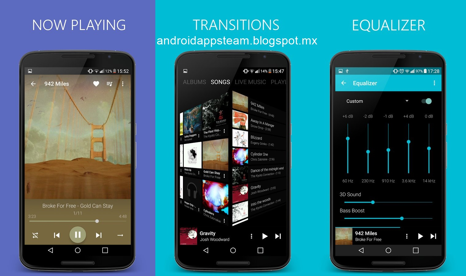 Android music player 3 0 336 apk
