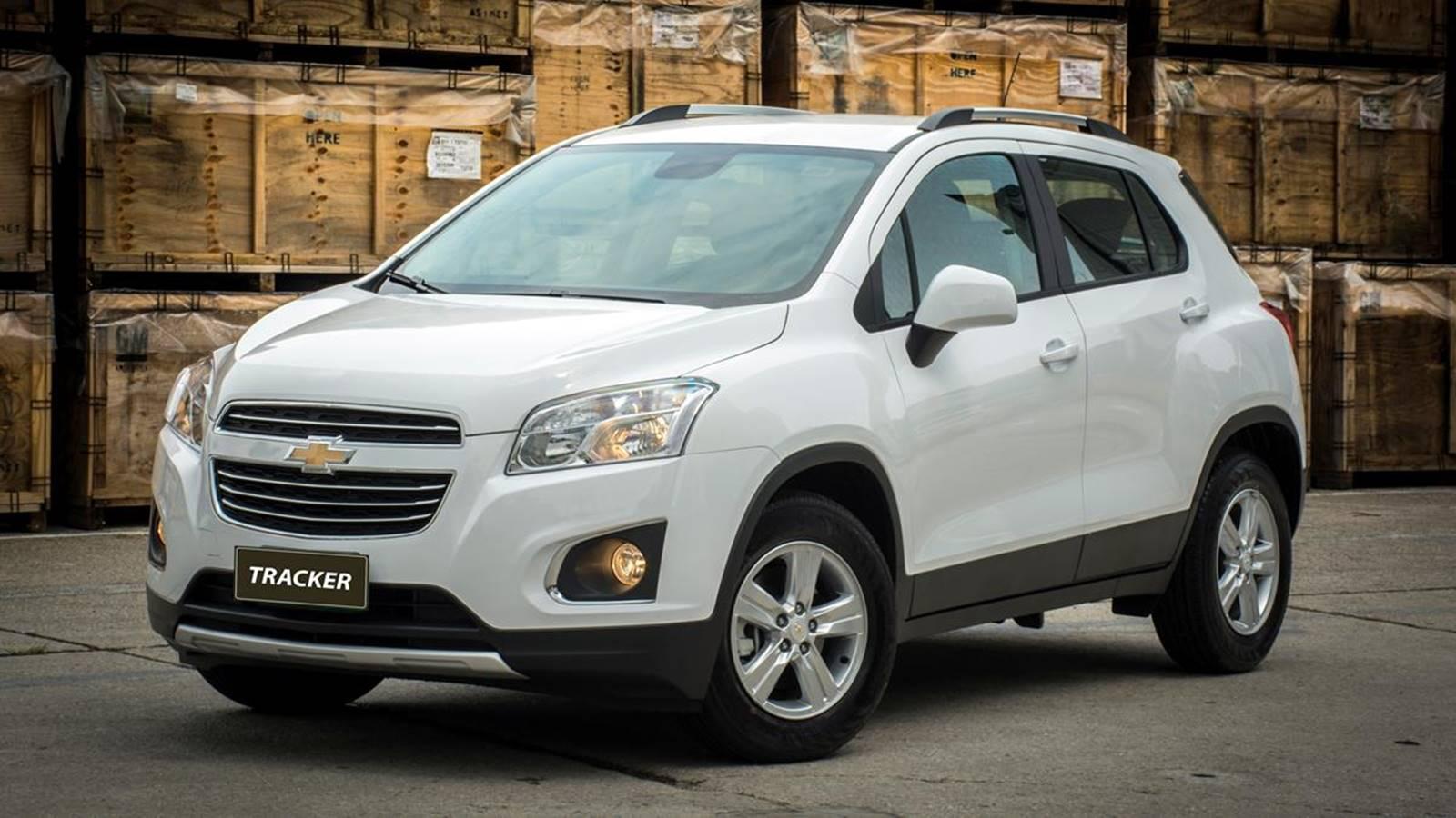 Desvalorização - Chevrolet Tracker