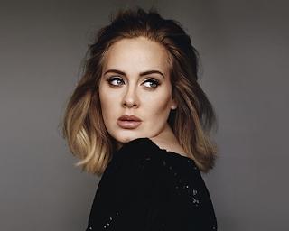 Koleksi Foto Adele Terbaru