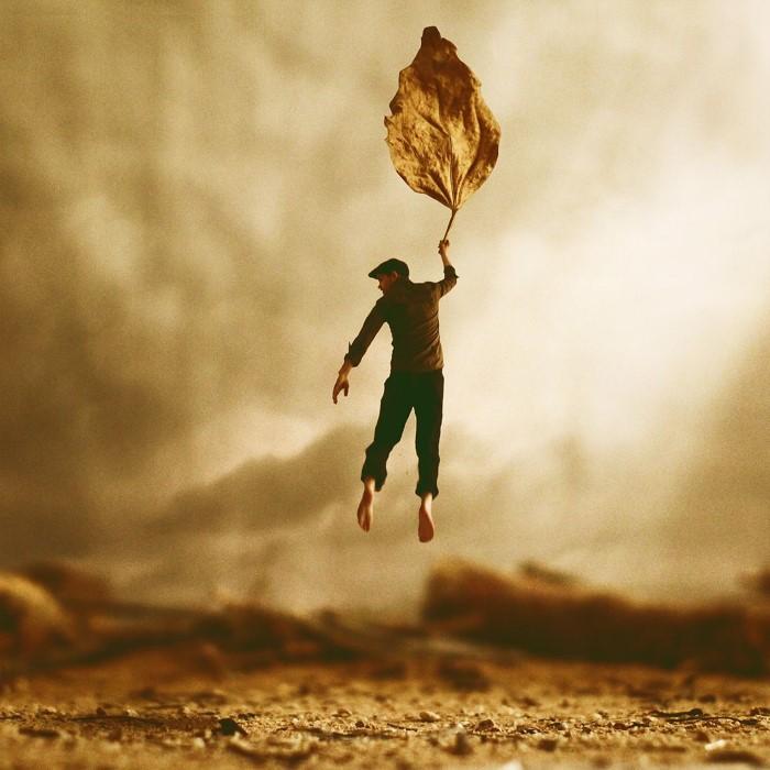 Марокканский художник и фотограф