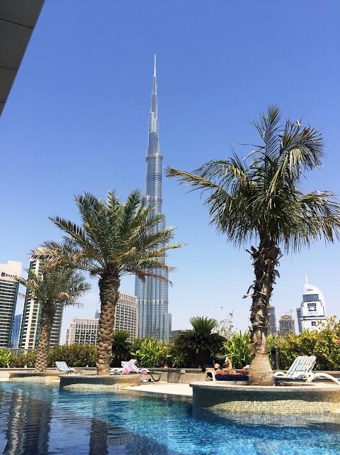 Diário de bordo - Dubai 6 - Burj Khalifa
