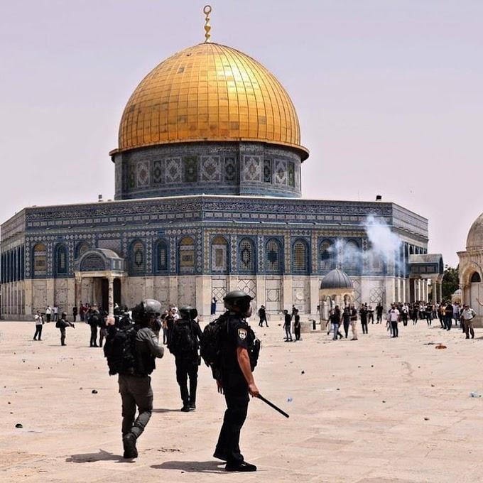 Sejarah Islam dan Bani Israel - Cintai Al-Aqsa 1