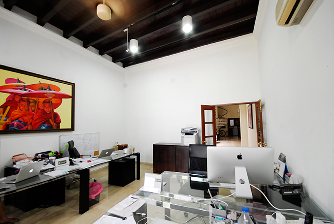 Conservation Shophouse Office Space