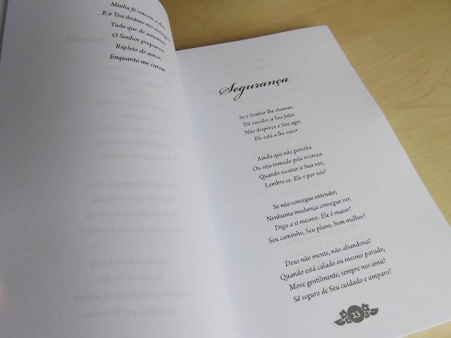 Poema Segurança, escrito por Pri de Luz