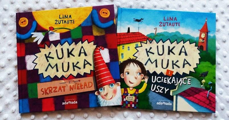Kuka Muka i skrzat Nieład, Kuka Muka i uciekające uszy - Lina Žutautė