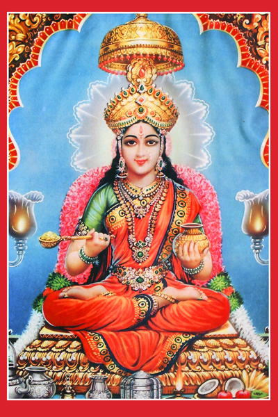 Annapurna Maa Hindu Goddess Beautiful Adorable Images