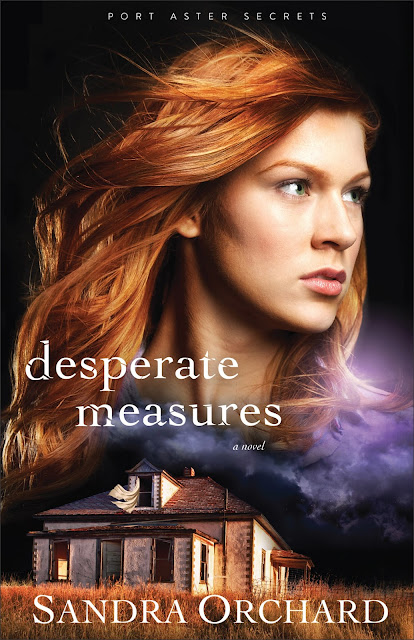 Desperate Measures (Port Aster Secrets, Book 3) by Sandra Orchard