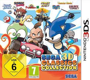 Juego SEGA 3D Classics Collection 3DS