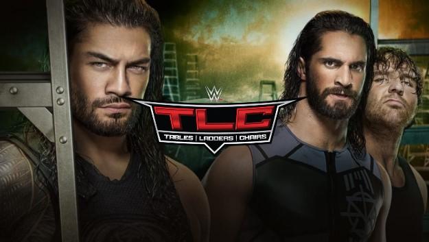 WWE TLC 2017 POSTER
