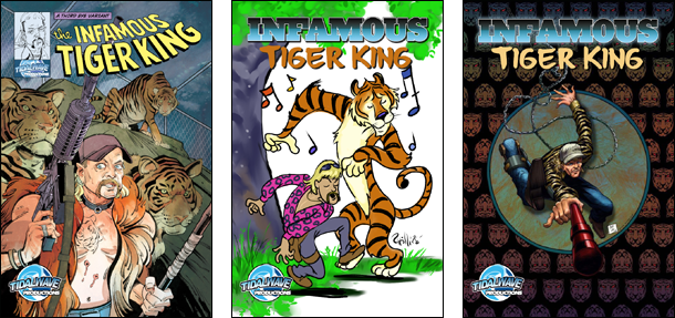 Tiger King Covers 2