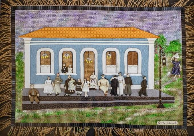 PATRIMÔNIO HISTÓRICO  Exposição apresenta obras de Cecy Brasil e outros artistas de Roraima