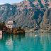Turkusowe wody jeziora Brienz i urokliwy Iseltwald #Szwajcaria2019