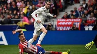 الريال فى مواجة صعبة أمام أتليتكو مدريد
