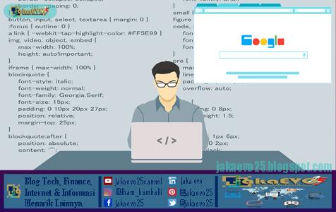 Cara Daftar Google Webmaster dan Bing Webmaster Untuk Blog/Website