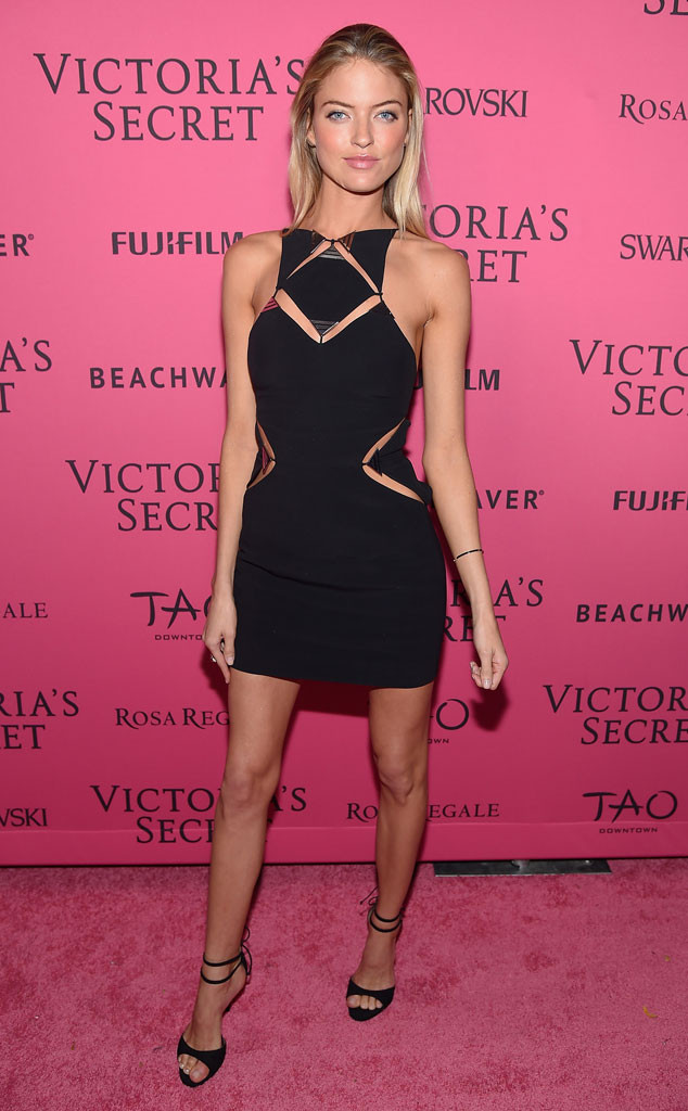 2015 Victoria's Secret Fashion Show After-Party