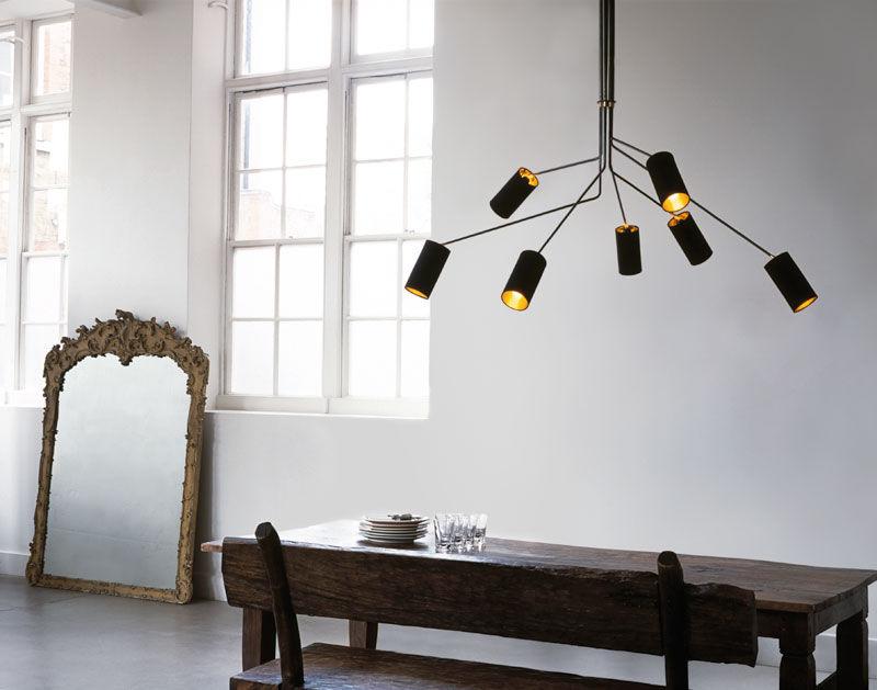 contoh model lampu gantung