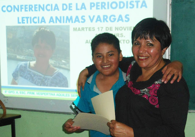 Falleció a causa del COVID-19 la periodista Leticia Ánimas