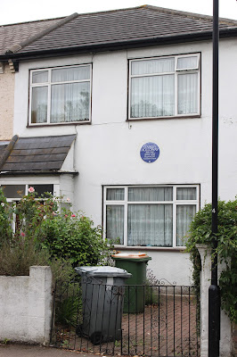 Two Existing English Heritage Blue Plaques In Newham
