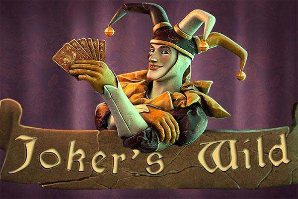 Main Gratis Slot Demo Joker's Wild Booming Games