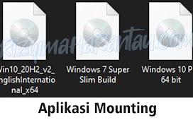 10 Aplikasi Mounting File ISO Terbaik yang Bisa Digunakan di Windows 10