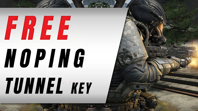 Lower Your Ping with NoPing Tunnel! Free NoPing Tunnel KEY Giveaway!