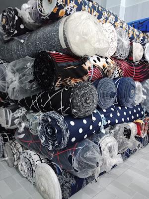 Dọn kho cần thanh lý lô cây vải bố may váy, đầm thời trang