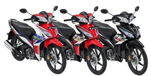 Motor Honda Bebek Terbaru