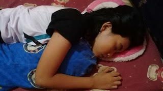 Echa, Si Putri Tidur