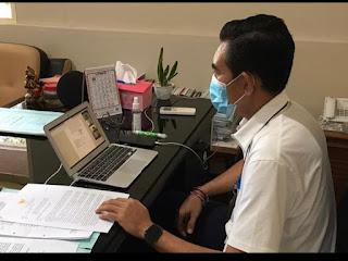 Inovasi Sistem Jaga Baya Antarkan Denpasar Raih Penghargaan 4th Indonesia Smart Nation Award 2020