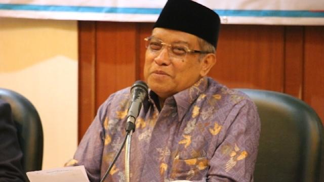Kiai Said Aqil: Islam Ajarkan Keseimbangan Dunia-Akhirat