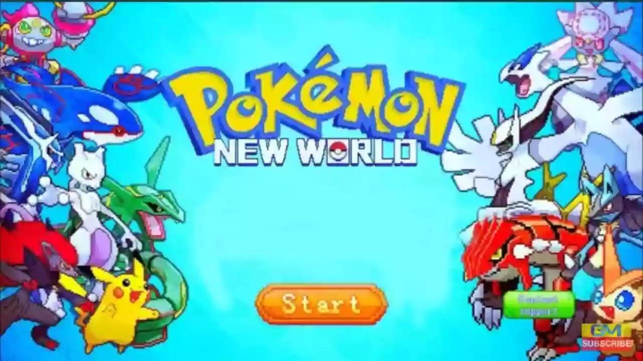 Pokemon games free