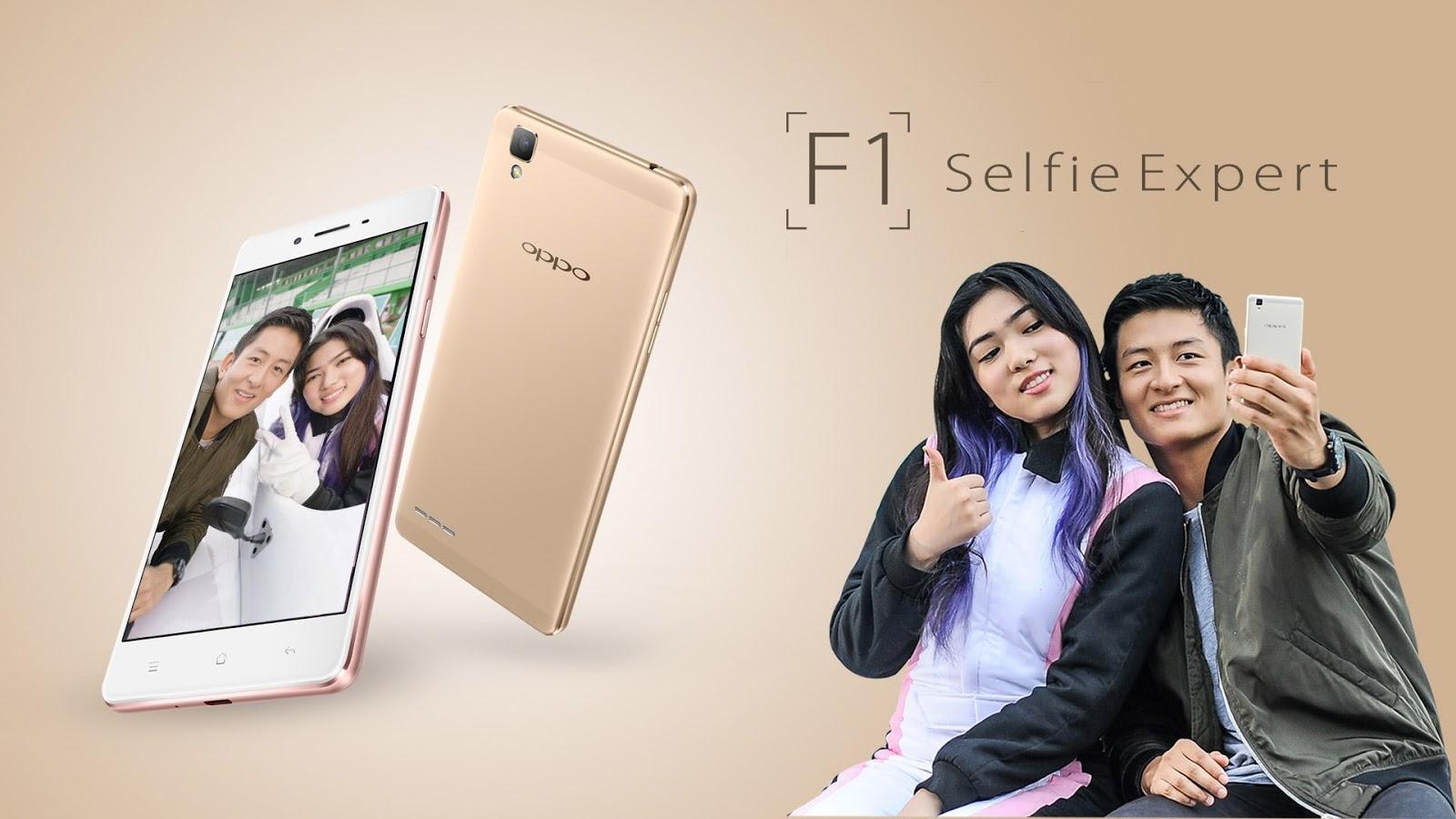 Beragam Keunggulan HP Oppo F1s Selfie Expert Terbaru
