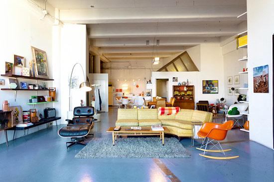 estos son algunos ejemplos en los que el diseo se une al espacio de trabajo del artista los loft nacieron como espacios de trabajo la gran cantidad de