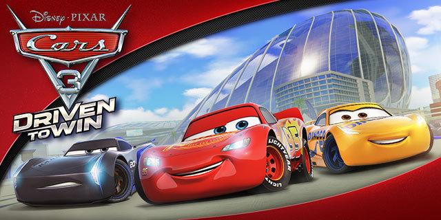 Nuevos detalles y gameplay de Cars 3: Hacia la victoria