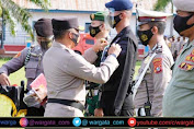 Apel Gelar Pasukan Operasi Lilin Siamasei 2020, Polda Sulbar Libatkan 914 Personil Gabungan