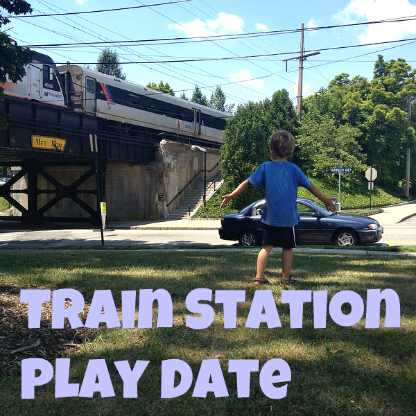 train activity for baby