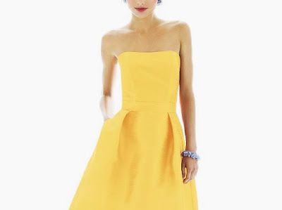 http://www.rosanovias.com.au/chic-strapless-aline-kneelength-yellow-bridesmaid-dress-p-18592.html