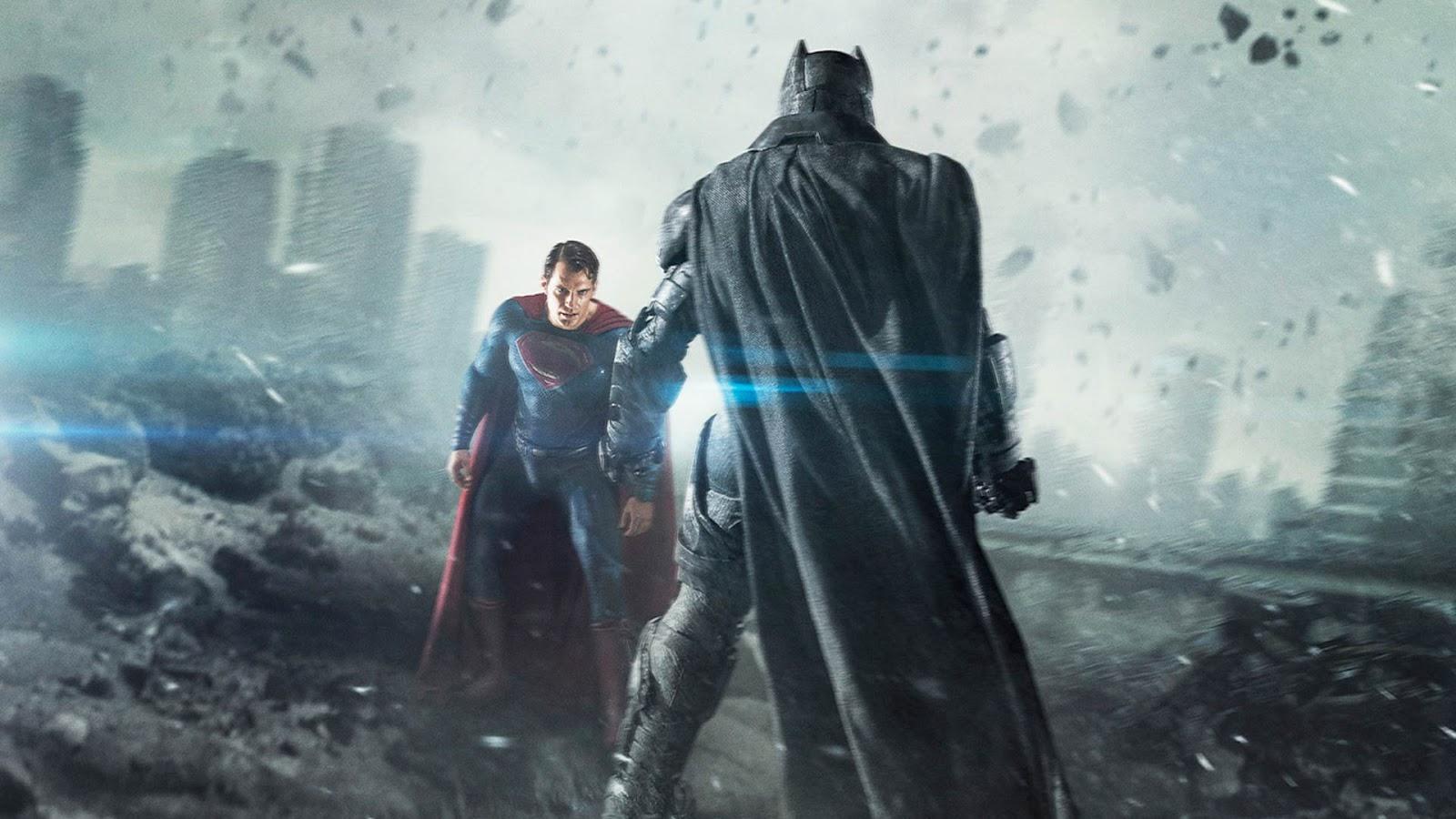 Framboesa de Ouro: Batman vs Superman brilha e torna-se o grande vencedor - GeekBlast